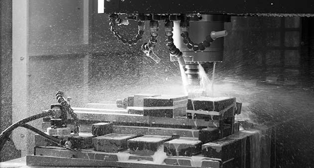 Kann Trockenbearbeitung die Prozessflüssigkeit ersetzen?